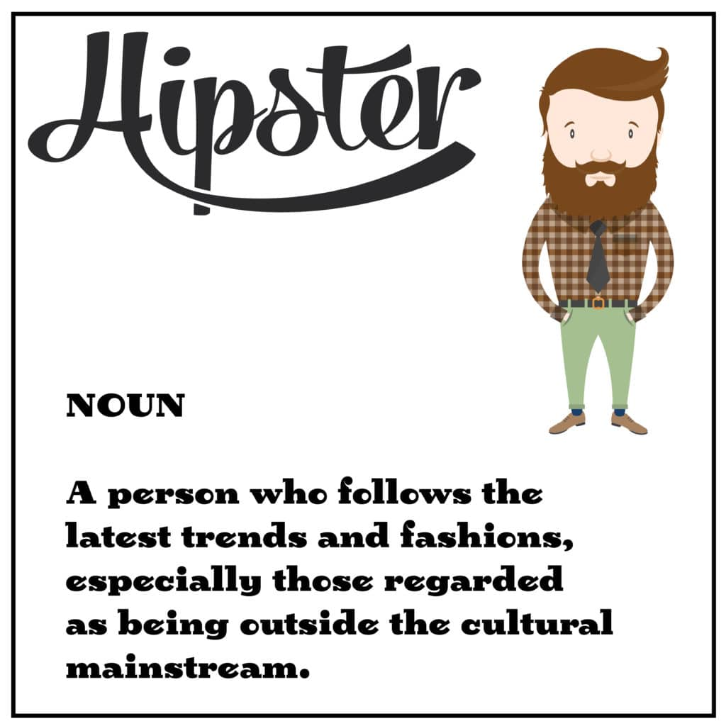 hipster definition